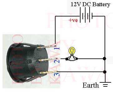 Illuminated 12v Lighted Toggle Switch Wiring Diagram on glow plug relay wiring diagram
